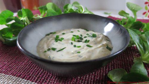 Vinaigrette au fromage blanc