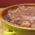 Compote poires & figues (162 kcal / portion de 200 gr)